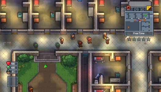New details emerge for The Escapists 2 on Xbox One