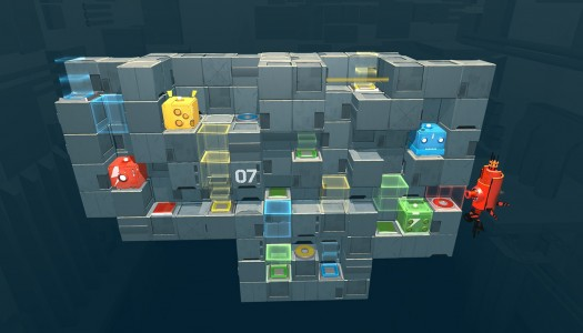 Death Squared review: Coordinate, cooperate and concentrate