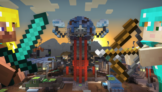 Fallout maps now available on Minecraft Battle Mini