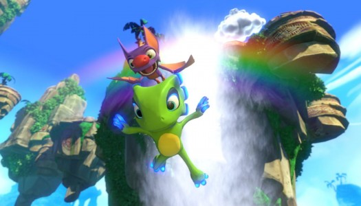 Yooka-Laylee review: A Certified Treat