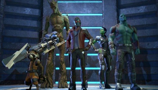 Guardians of the Galaxy review hub