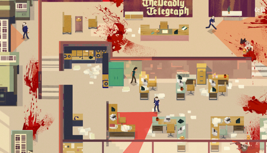 Serial Cleaner: Let's vacuum up some blood