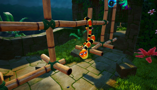 Snake Pass review: Land of the free