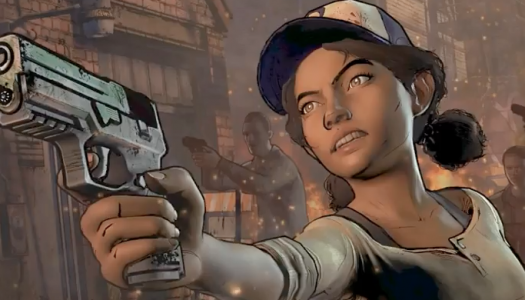 New episode of The Walking Dead: A New Frontier now available