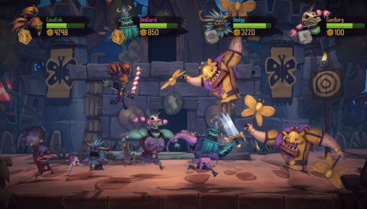 Zombie Vikings review: Showing signs of life