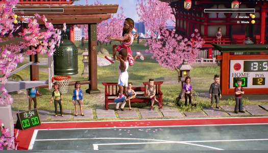 NBA Playgrounds review – In need of a rebound