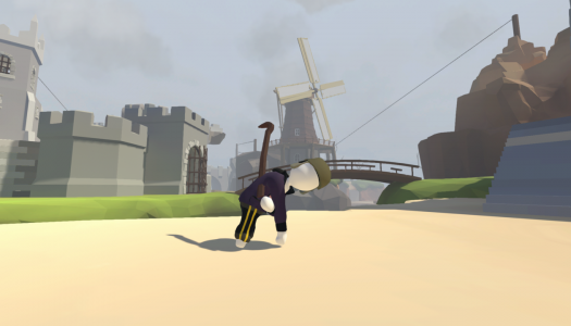 Human Fall Flat review: Falling Upward
