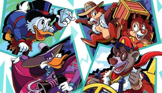 Disney Afternoon Collection Review: Just as Good as I Remember