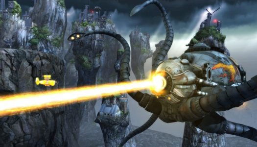 Sine Mora EX shooting its way onto Xbox One in August