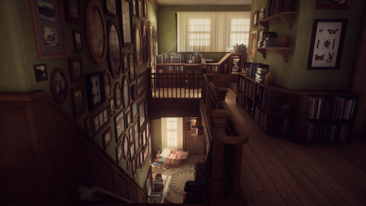 What Remains of Edith Finch review: A family history lesson