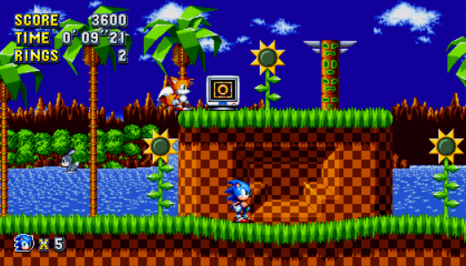 Sonic Mania review: Don't blink, don't think, just go