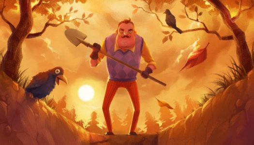 Hello Neighbor review: An unwelcome visitor