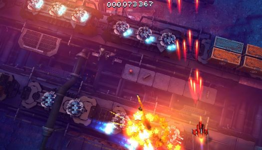 Sky Force Reloaded Review: Right into the Danger Zone