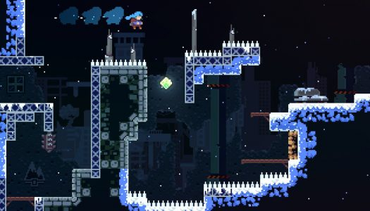Celeste Review: A Perfect View of Heaven