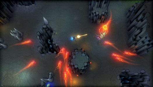 Tesla vs Lovecraft Review: Electric Twin-Stick Shooter