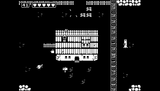 Minit review: Zelda games done quick