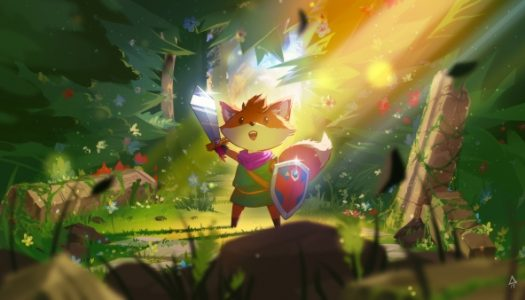 E3 2018: Adorable fox adventure Tunic coming to Xbox One