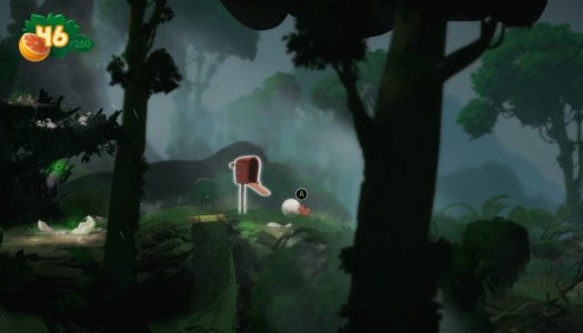 Yoku's Island Express review: Ori and the deaf, dumb, blind forest