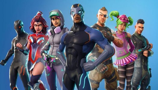 Fortnite on Switch can cross-play with Xbox One, PC, Mac and Mobile