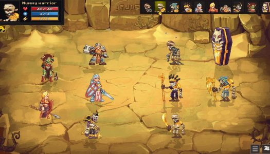 Dungeon Rushers Review – Feeling a Little Rushed?
