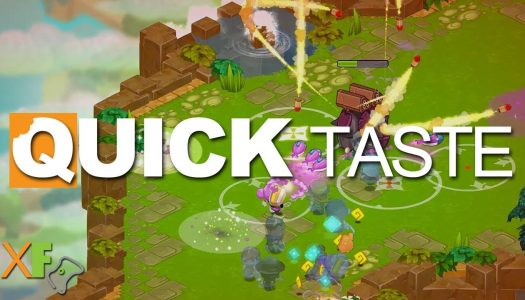 Next Up Hero Xbox One Quick Taste