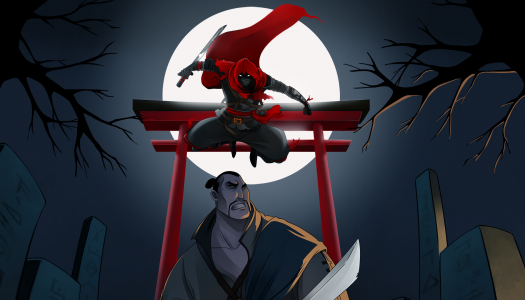Aragami Shadow Edition review: A basic stealth approach