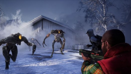 Earthfall Review – The Dead May Have Left But the Aliens Have Arrived