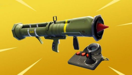 Guided Missile coming back to Fortnite and SMGs balanced