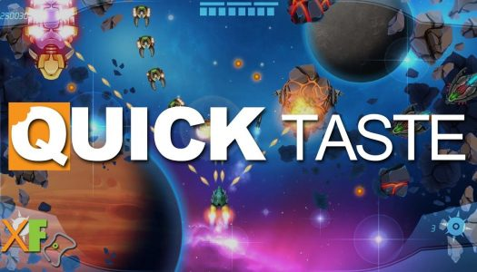 M.A.C.E. Space Shooter Xbox One Quick Taste