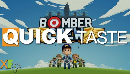 Bomber Crew Xbox One Quick Taste
