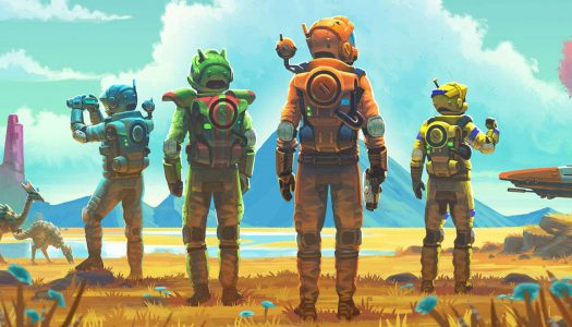 No Mans Sky NEXT patch 1.55 available now!