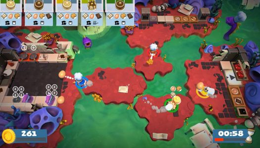 Overcooked 2 Review- A Cheftastic Adventure!