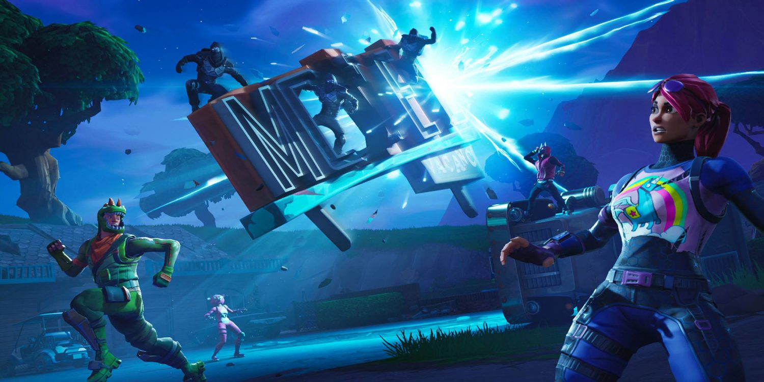 Fortnite Battle Royale is getting a new mobility item next week