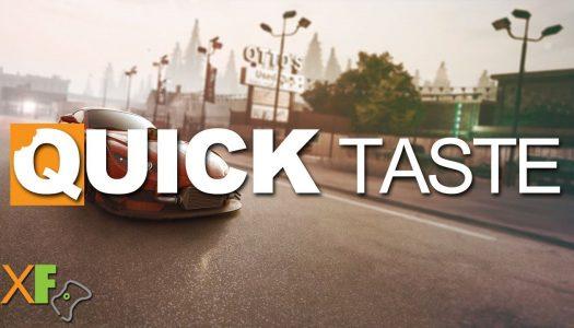Super Street: The Game Xbox One Quick Taste
