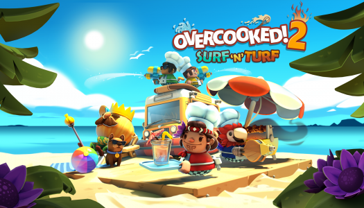 Overcooked 2 introduces new Surf 'n' Turf DLC available now!
