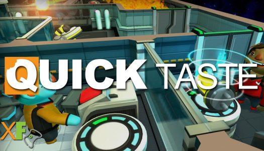 Catastronauts Xbox One Quick Taste