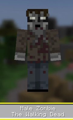 Minecraft Xbox Edition Introduces Game Favorites With Skin Pack - Skins para minecraft the walking dead