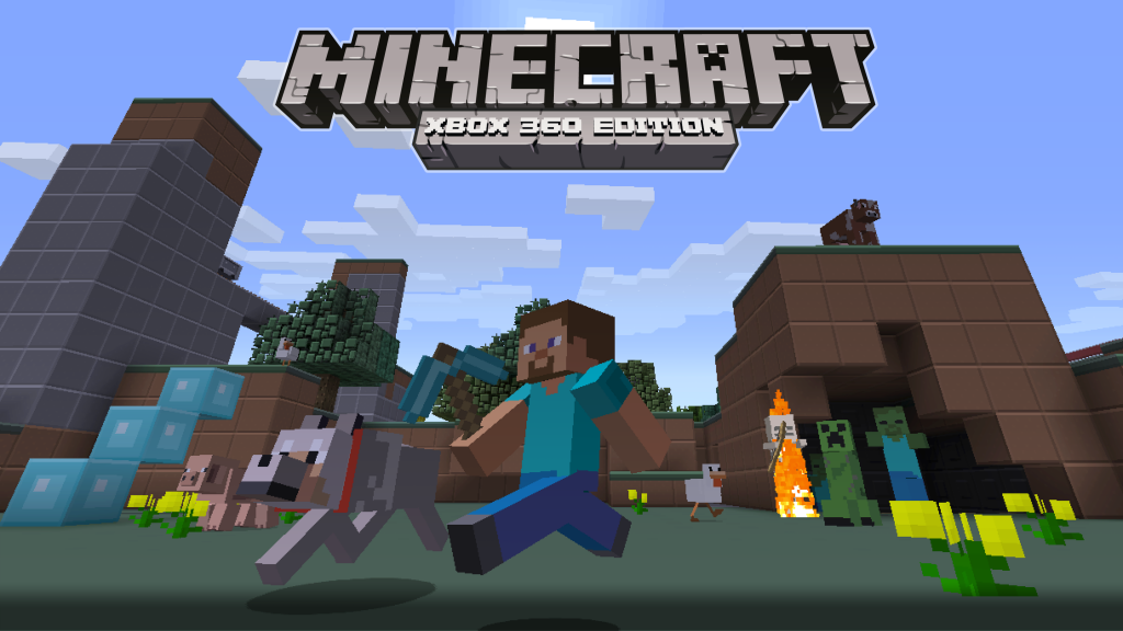 Minecraft Xbox 360 Edition S First Texture Pack Revealed