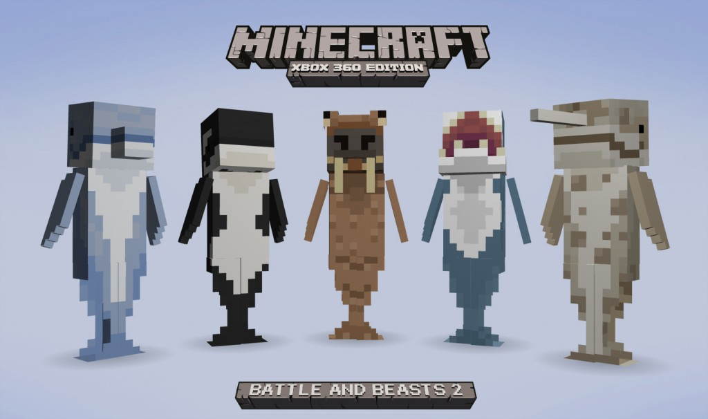 Minecraft Title Update Texture Pack Now Live New Skin Pack Coming - Skin para minecraft pc 1 11 2