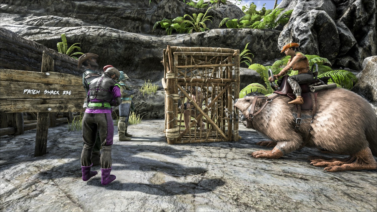 ARK: Survival Evolved For Xbox One Gets Terror Birds, Beavers And More U2013  XBLAFans