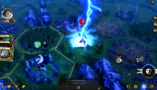 Armello review: knights of the kitchen table
