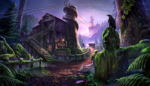 Enigmatis 2: The Mists of Ravenwood review: Point and click, click, click